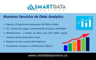 Servicios Data Analytics